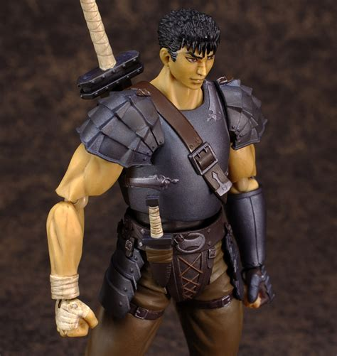 Figma Guts Band Of The Hawk Ver Gsc figmaガッツ鷹の団ver レビューその2