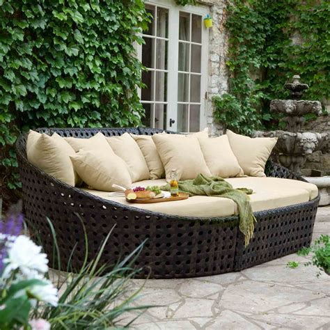 Weatherproof Wicker Patio Furniture Wicker Furniture Decoration Access