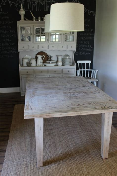 White Washed Dining Room Furniture 134 Best Gray Washed Furniture Images On Pinterest Furniture Refinishing Painted Furniture