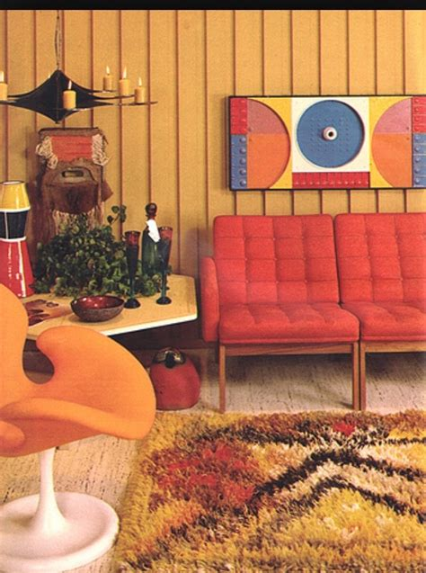 Sixties Home Decor 60s Home 60s Home Decor