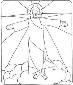 coloring pages for jesus ascension the ascension of jesus