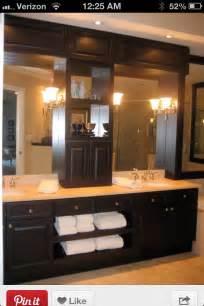 Bathroom countertop storage diy decor pinterest