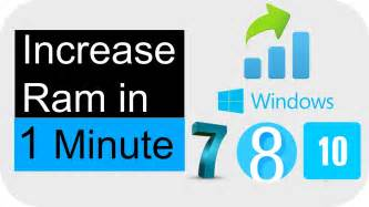 increase pc ram how to increase ram in pc laptop