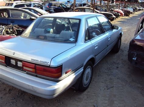 1988 Toyota Automatic Transmission 1988 Toyota Camry 4cyl Engine Automatic Transmission
