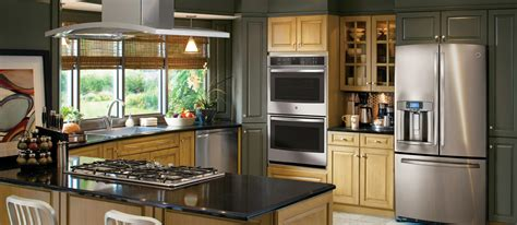 appliance kitchen ge stainless steel kitchen appliances stainless steel