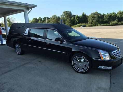 Superior Cadillac by Well Maintained 2008 Cadillac Superior Hearse For Sale