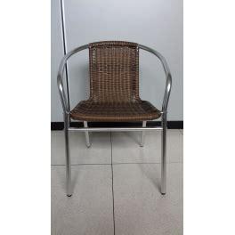 poltrone in rattan da interno sedia da esterno giardino bar sedie in alluminio e rattan