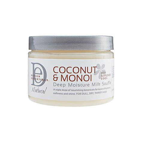 Design Essentials Milk Souffle   design essentials coconut monoi deep moisture milk