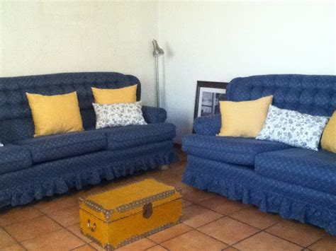 ugly sofa com 17 best images about update ugly blue sofa on pinterest