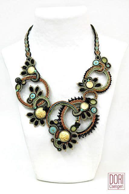 jewelry design journal amazing soutache jewelry by dori csengri the beading gem