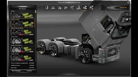 all truck tuning mod for all trucks by kaptan 38