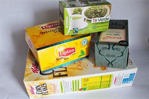 Teh Celup Satu Kotak sulap kardus bekas jadi wadah nan cantik rumah dan gaya hidup rumah