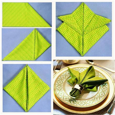 how to make napkin origami 25 napkin folding techniques that will transform your