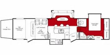 fuzion hauler floor plans 2009 keystone rv fuzion fifth wheel series m 393 specs and