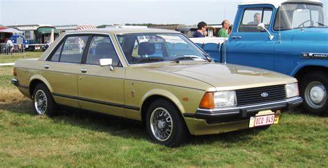 Sw Konsui File Ford Granada Mkii Pre Facelift Ca 1980 Jpg