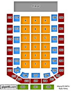 Metro Radio Arena Floor Plan by Bryan Adams Tickets Tour Dates Amp Concerts Gigantic Tickets