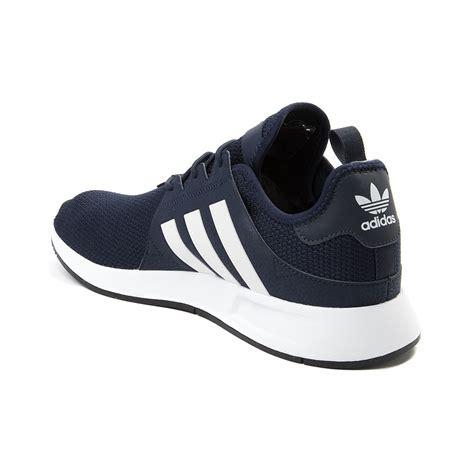 mens adidas x plr athletic shoe blue 436590