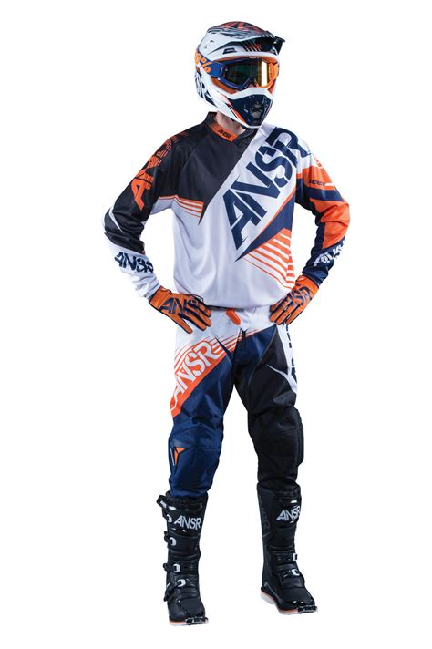 youth answer motocross gear answer 2016 youth mx syncron white orange