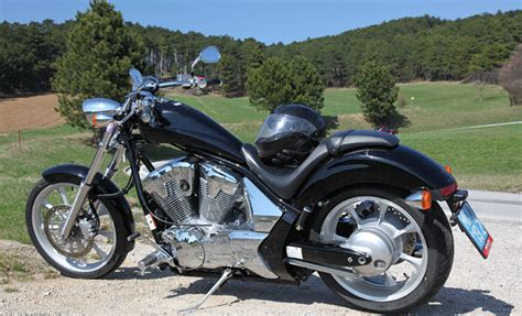 Motorrad Chopper Sportlich by Honda Chopper Testbericht