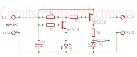 usb battery charger circuit diagram gt circuits gt usb to phone battery charger circuit