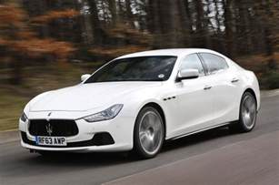 Photo Of Maserati Maserati Ghibli Review 2017 Autocar