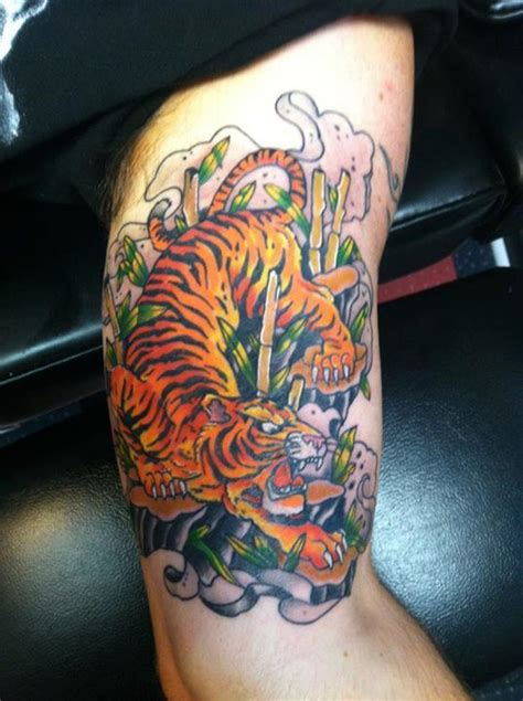 japanese tiger tattoo meaning traditional japanese tiger designs for best
