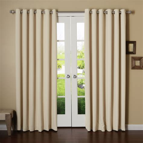 curtains for windows extra wide blackout curtains homesfeed