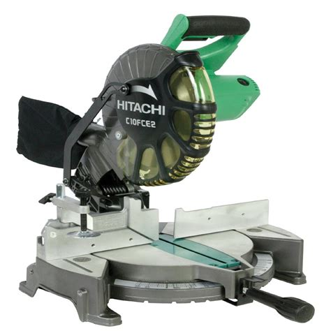Mesin Gergaji Miter harga jual hitachi c10fce2 10 inch mesin gergaji compound miter saw
