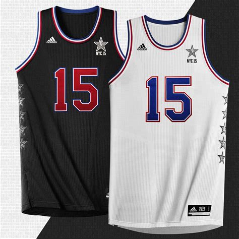 Jersey Stelancelana Basket Nba All West 2015 nba all uniforms by adidas detailed look