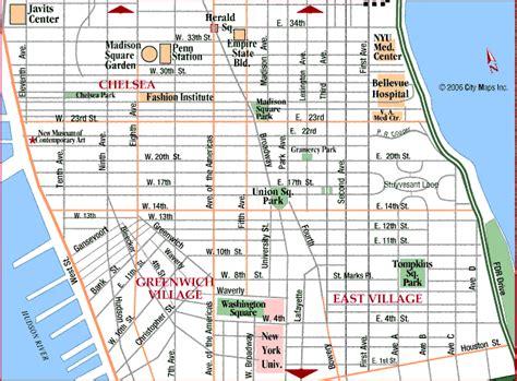 printable manhattan map printable map of manhattan new york