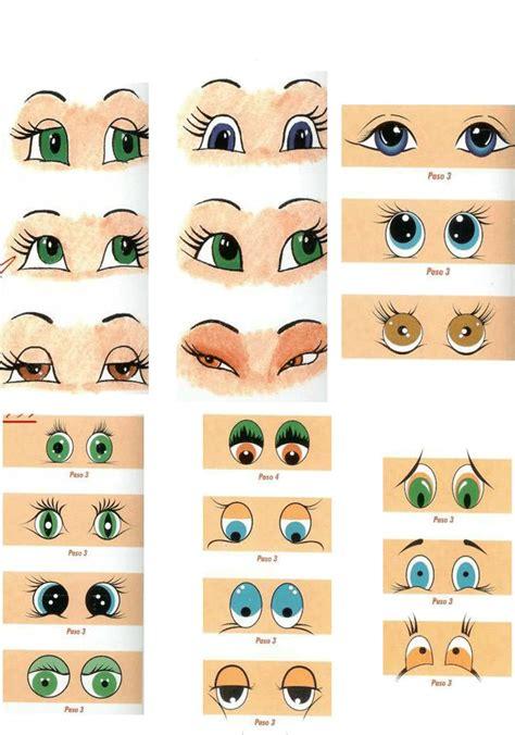 imagenes de ojos para imprimir ojos de fofuchas para imprimir