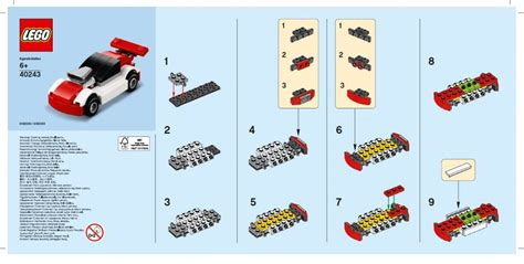 tutorial lego pdf may 2017 lego store monthly mini model build race car