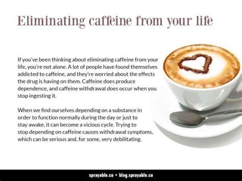 Caffeine Detox Timeline by How To Deal With Caffeine Withdrawl