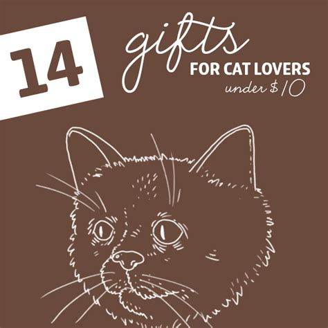 10 Gifts 20 For The Cat Lover by Gifts 10 Dollars 20 Gifts 10