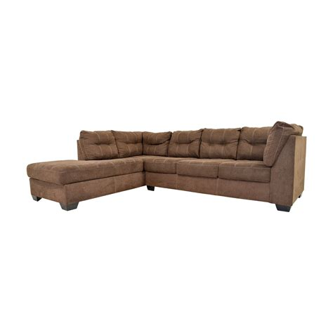 brown l shaped sofa l sofas l shaped sectional sofas you ll wayfair thesofa