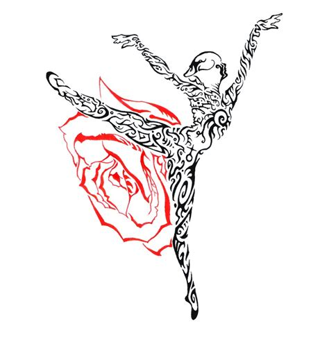 tattoo dance designs the gallery for gt ballet designs