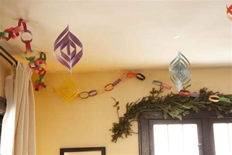 ceiling decorations diy one decor paper decorations 1 d oh i y