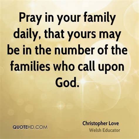 Sweep Under Rug Pray In Your Family Daily That Yours May Be In Th By