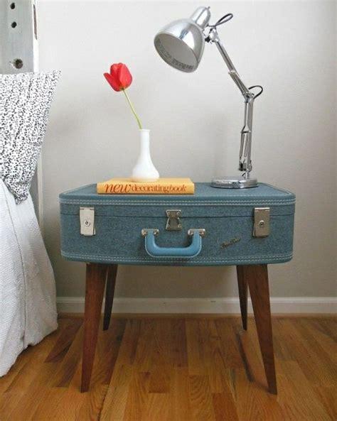 nachttisch koffer vintage look m 246 bel selber machen nachttisch koffer my