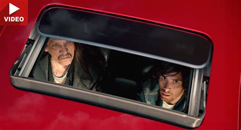 Dodge Commercial Actor Danny Trejo Returns In New Dodge Commercial