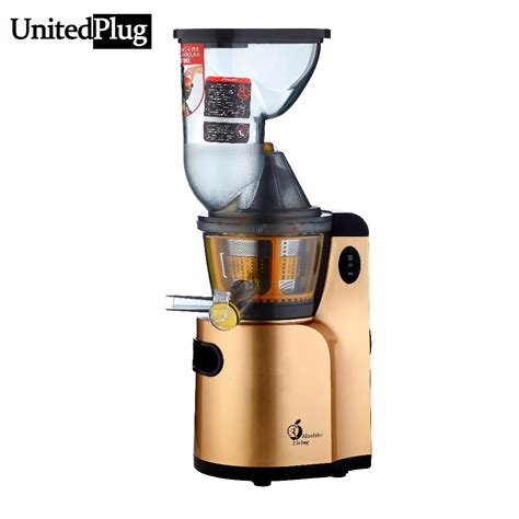 1 Unit Juicer Automatic unitedplug big electric juicer automatic orange juice machine electric juicer multi