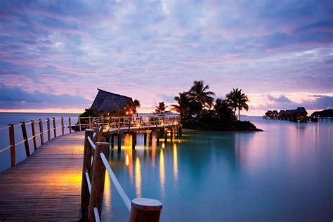 fiji bungalows likuliku lagoon resort fiji reviews pictures