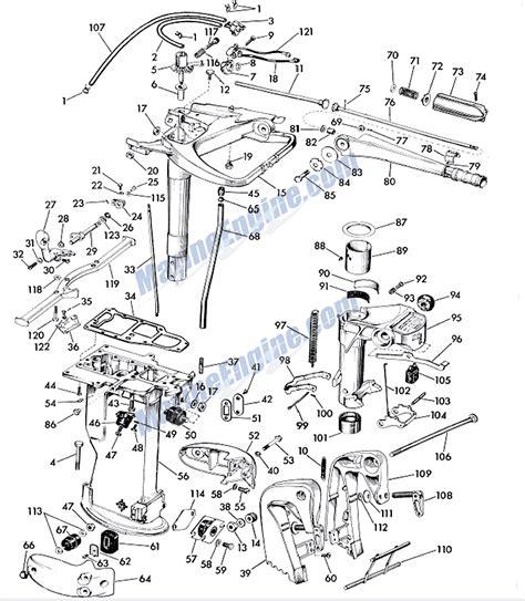 35 hp mercury outboard diagram wiring diagrams schematics
