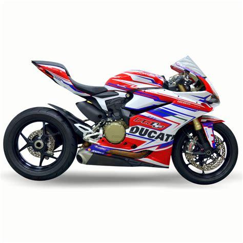 Ducati 1299 Aufkleber by 4moto Shop Ducati Panigale 1299 Pr Design 4 Dekor