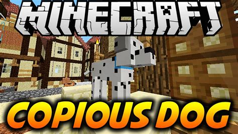 mods in minecraft dogs copious dogs mod 1 11 1 10 2 1 9 4 download minecraft 1