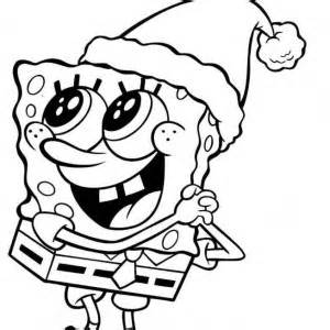 spongebob squarepants baby coloring pages