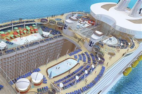 royal caribbean largest ship royal caribbean launching the world s biggest cruise ships