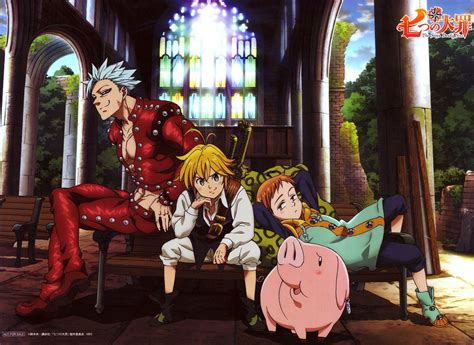 anoboy seven deadly sins the seven deadly sins wallpapers wallpaper cave
