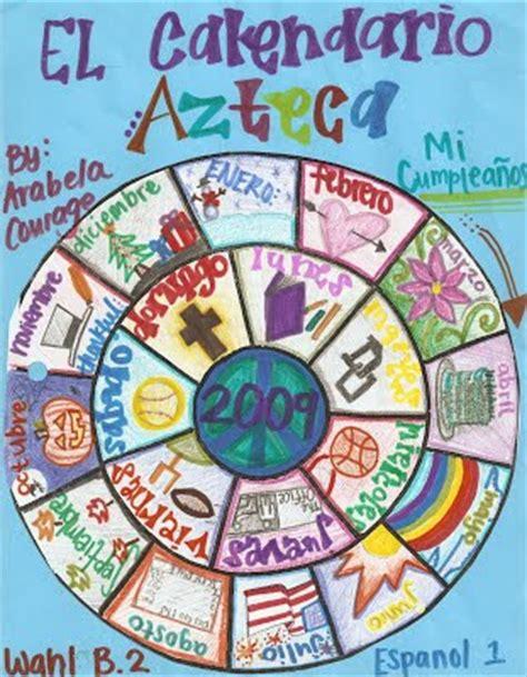 Como Leer El Calendario Azteca Calendario Azteca Se 241 Or Agee