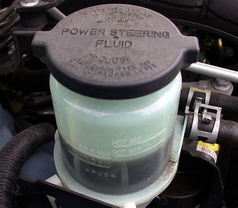 what color should power steering fluid be easy steps to inspect your car s brake and steering fluid